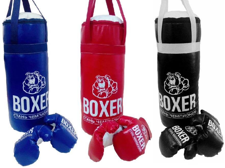 картинка набор боксера